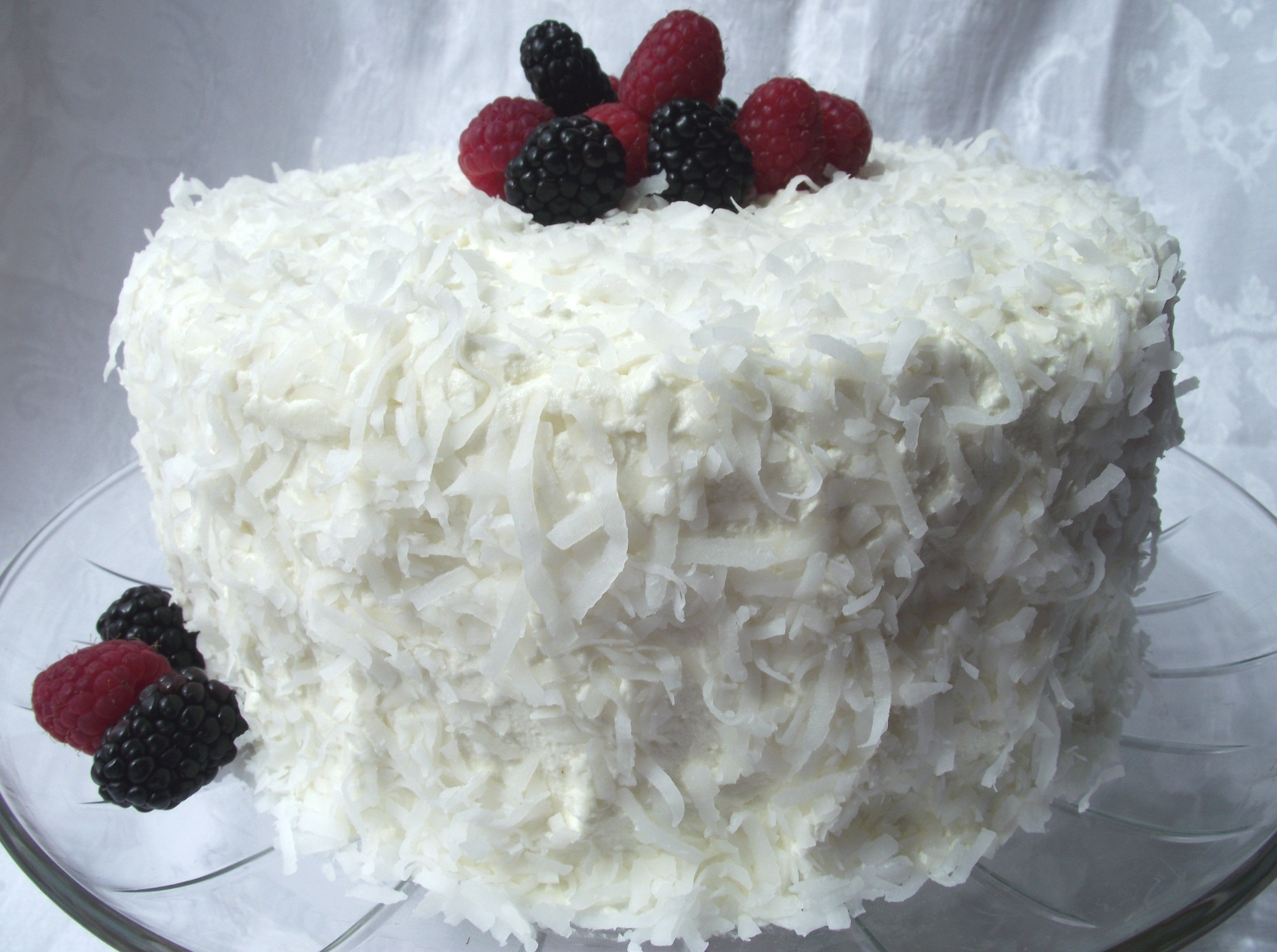 delicious-coconut-cake